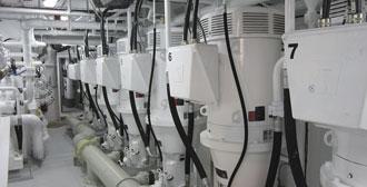 Hydraulic system based on load sensing technology