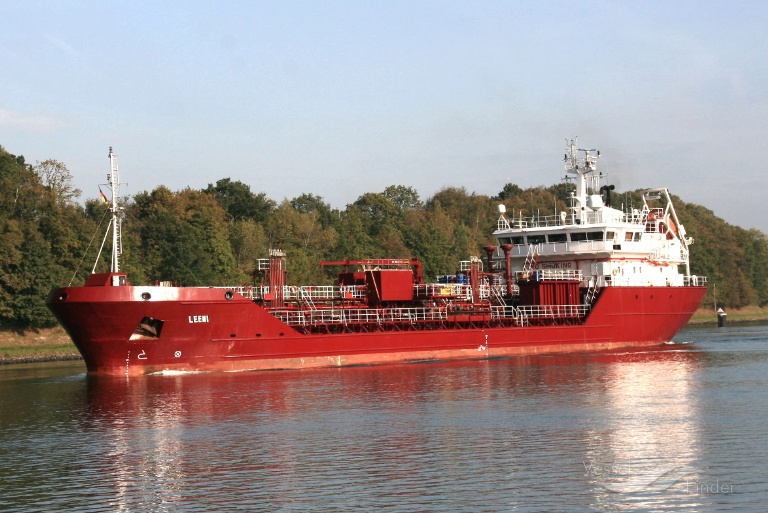 TH COMPANY repairs and upgrades the Bunker Bay tanker