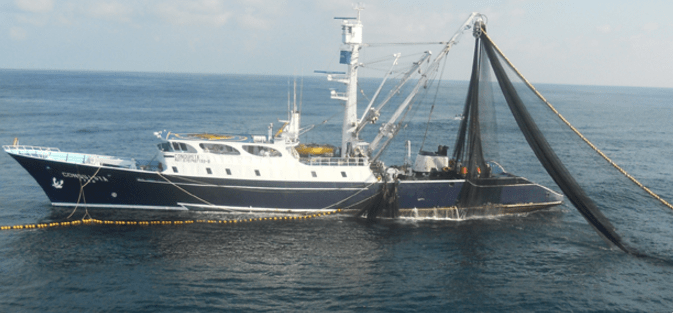 MARCO has supplied a new purse seine winch to Hersea