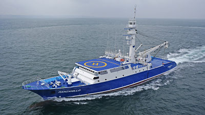 MARCO will supply deck machinery and fishing equipment for Grupomar´s new tuna vessel