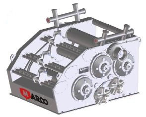 Marco will deliver two highly compact models of main winch