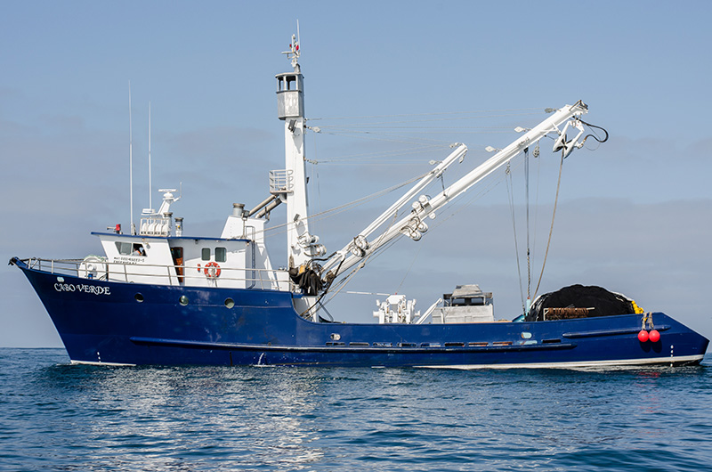 MARCO will supply deck machinery and fishing equipment for a new sardine vessel in Mexico