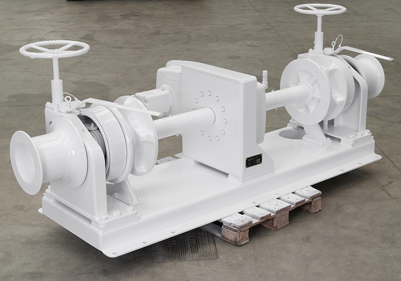 Anchor Winches