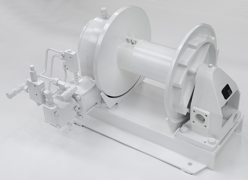 Auxiliary Winches