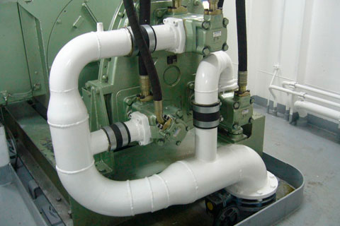 Hydraulic Pump Drives (HPD)
