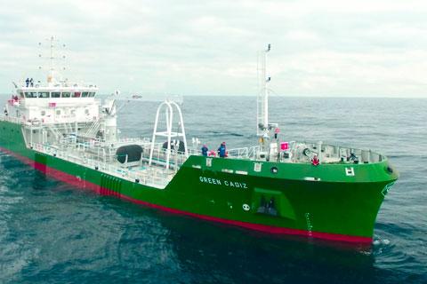 New ATEX-certified Marco deck crane